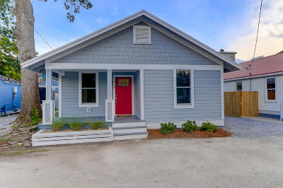 Charleston Single Family Home For Sale: 3 Fields Place