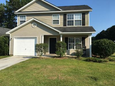 Summerville Single Family Home For Sale: 100 Yorkshire Drive