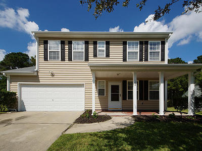 Summerville Single Family Home For Sale: 164 Balsam Circle