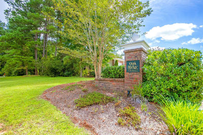 Summerville Attached For Sale: 125 Manning Court