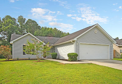 Summerville Single Family Home For Sale: 127 Ashdown Drive