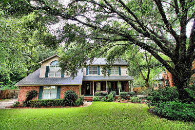 Goose Creek Single Family Home Contingent: 120 Hidden Fawn Circle