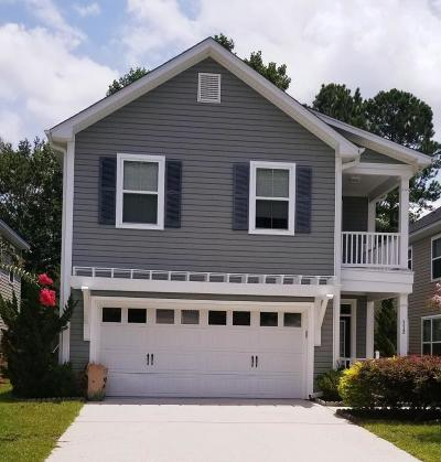 Single Family Home For Sale: 113 Instructor Court