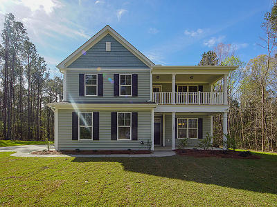 Summerville Single Family Home For Sale: 167 Fall Creek Boulevard