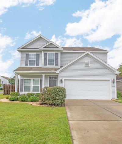 Summerville SC Single Family Home For Sale: $245,000