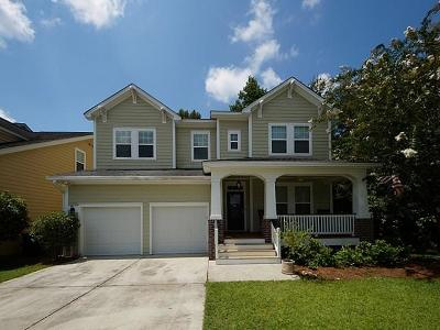 Summerville Single Family Home For Sale: 109 Crossing Water Street