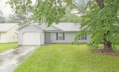 Summerville Single Family Home For Sale: 220 Birmingham Drive