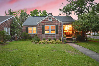 Charleston Single Family Home For Sale: 350 Grove Street