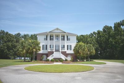 Single Family Home For Sale: 1709 Goat Island Road