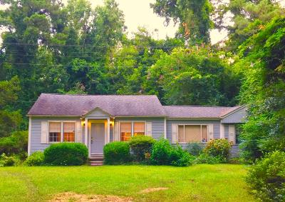 Johns Island Single Family Home For Sale: 2222 River Road