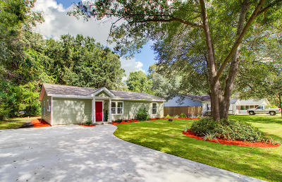 Single Family Home Contingent: 5916 Sedgefield Drive