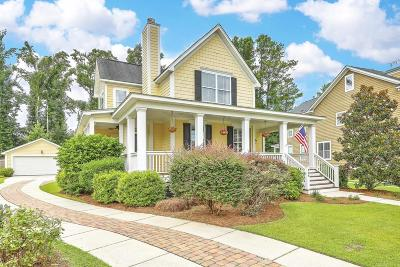 Summerville Single Family Home For Sale: 408 Brick Kiln Drive