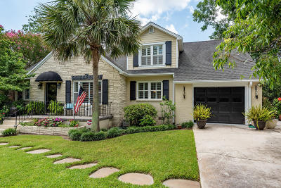 Single Family Home For Sale: 2029 Wappoo Hall Road