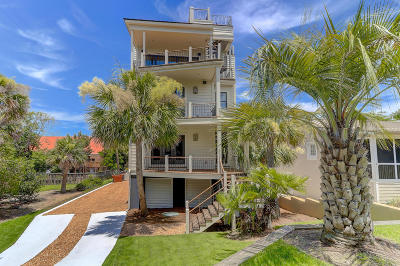 Isle Of Palms Single Family Home For Sale: 305 Carolina Boulevard