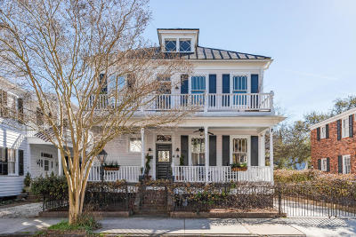 Charleston SC Single Family Home For Sale: $990,000