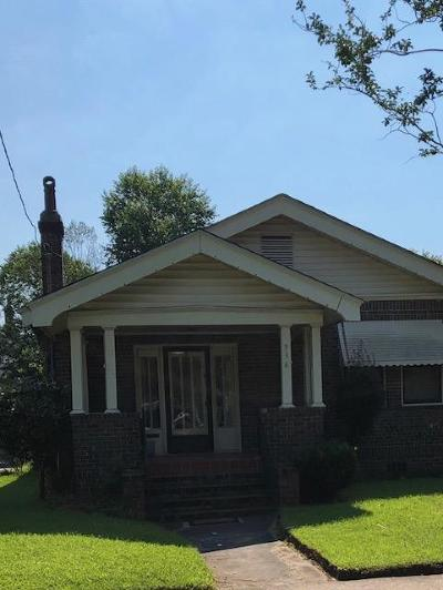 Single Family Home For Sale: 936 Ashley Avenue