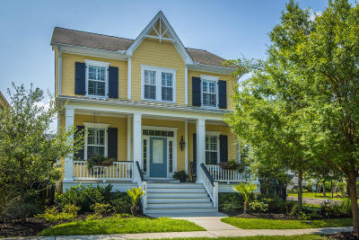 Charleston Single Family Home For Sale: 6075 Grand Council Street