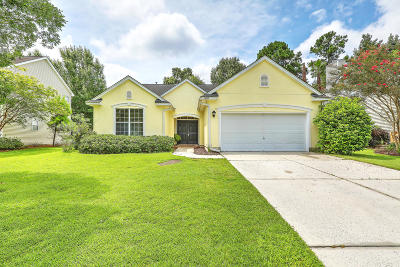 Mount Pleasant Single Family Home For Sale: 1453 Endicott Way