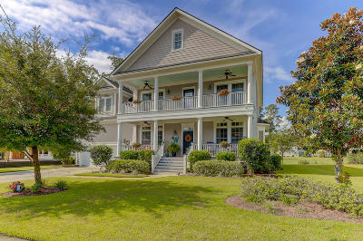 Summerville Single Family Home For Sale: 301 Silver Cypress Circle