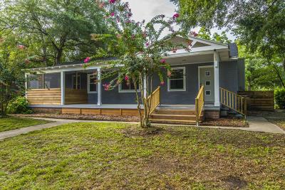 North Charleston Single Family Home For Sale: 1155 Braddock