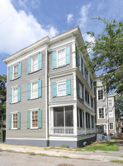 Charleston SC Single Family Home For Sale: $1,800,000