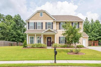 Summerville Single Family Home Contingent: 112 Scotland Drive