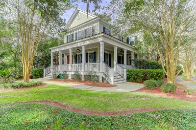 Charleston Single Family Home For Sale: 267 Delahow Street