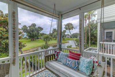 Isle Of Palms Single Family Home For Sale: 53 Morgans Cove Drive