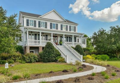Wadmalaw Island Single Family Home For Sale: 2861 Anchor Watch Drive