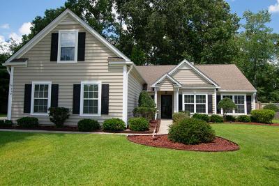 Goose Creek Single Family Home Contingent: 114 Irish Oak Drive