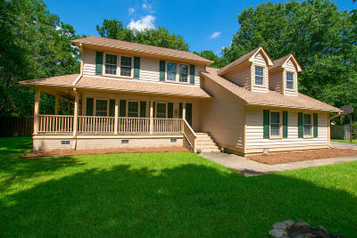 Goose Creek Single Family Home Contingent: 115 Queensbury Circle