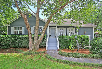 Mount Pleasant Single Family Home Contingent: 909 Royall Avenue