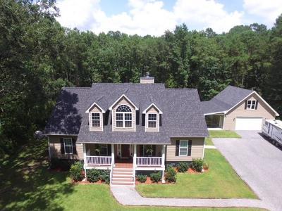 Single Family Home For Sale: 5732 Golden Rice Lane