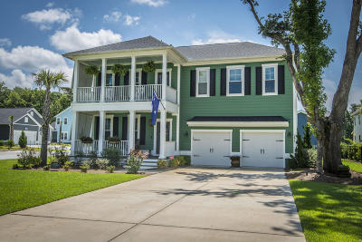 Johns Island Single Family Home For Sale: 2675 Battle Trail Drive