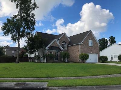 Goose Creek Single Family Home Contingent: 109 Tanglewood Circle