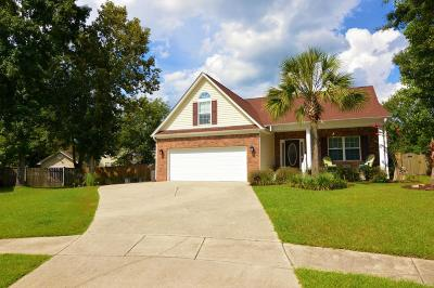 Goose Creek Single Family Home Contingent: 104 N Ansel Crossing