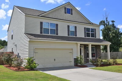 Summerville Single Family Home Contingent: 568 Rosings Drive