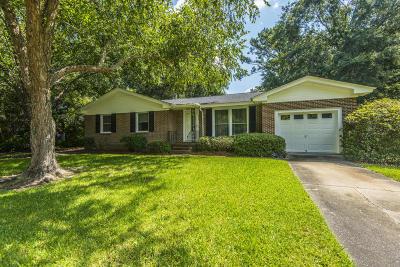 Charleston Single Family Home Contingent: 214 Culver Avenue