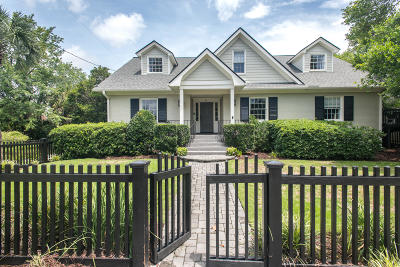 Charleston Single Family Home For Sale: 48 Barre Street