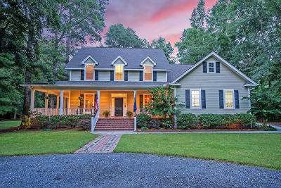 Summerville Single Family Home For Sale