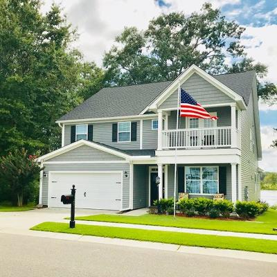 Moncks Corner Single Family Home Contingent: 125 Waccamaw Circle