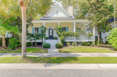 Johns Island Single Family Home Contingent: 4097 E Amy Lane
