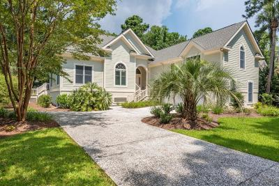 Johns Island Single Family Home For Sale: 2935 Baywood Drive