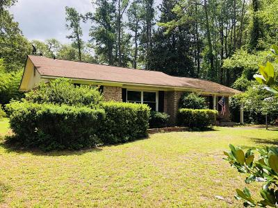Walterboro Single Family Home For Sale: 106 Poppy Drive