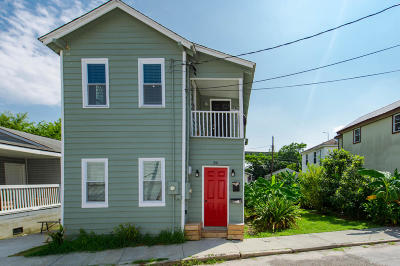 Charleston Multi Family Home For Sale: 34 H Street #A &