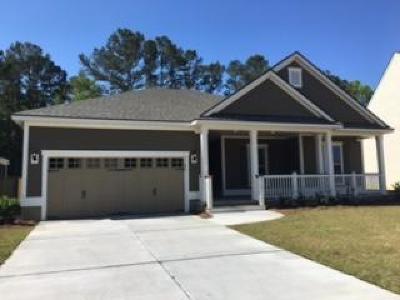 Johns Island Single Family Home Contingent: 2029 Kemmerlin Street