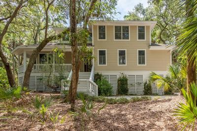 Seabrook Island Single Family Home For Sale: 3272 Seabrook Island Road