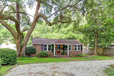 North Charleston Single Family Home Contingent: 1138 Leesville Street