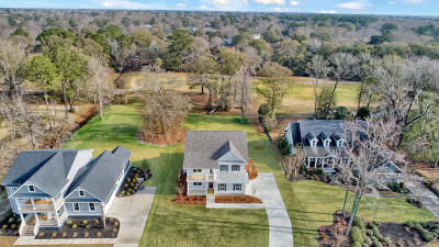 Single Family Home For Sale: 501 Shadowmoss Parkway