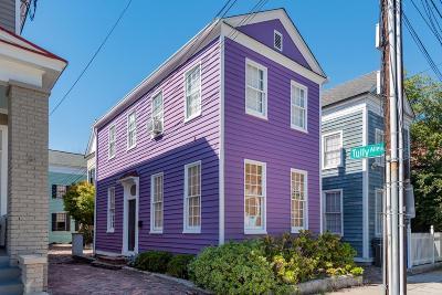 Charleston Single Family Home For Sale: 177 St Philip Street